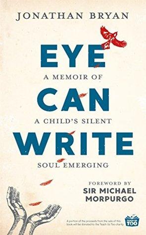 Eye can write - Jonathan Bryan